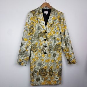 Liberty of London | Yellow Floral Jacket